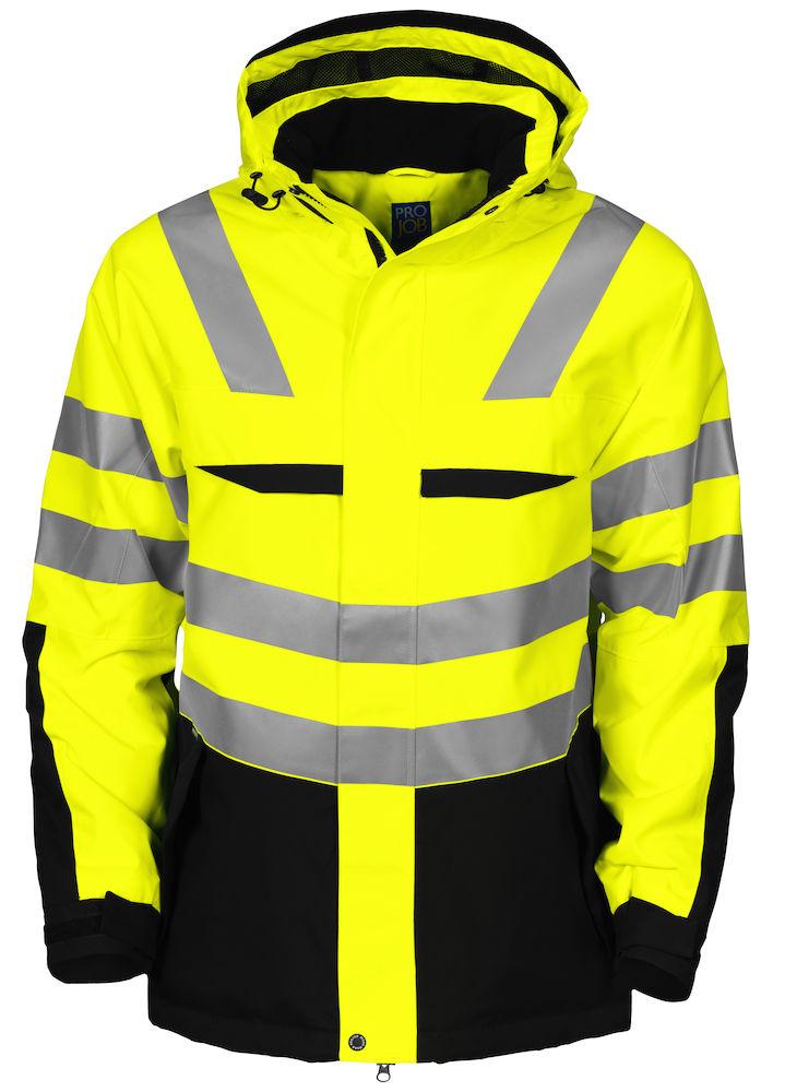 eec4fafc 6418 JACKET EN ISO 20471 CLASS 3/2 | Projob Workwear AB
