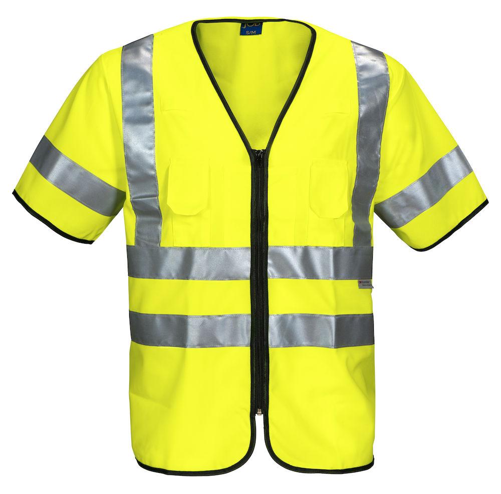 78cbc1af 6707 HV VEST - EN ISO 20471 CLASS 3 | Projob Workwear AB